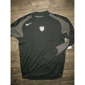 Vintage USA Soccer Nike Total 90 SweatShirt XL